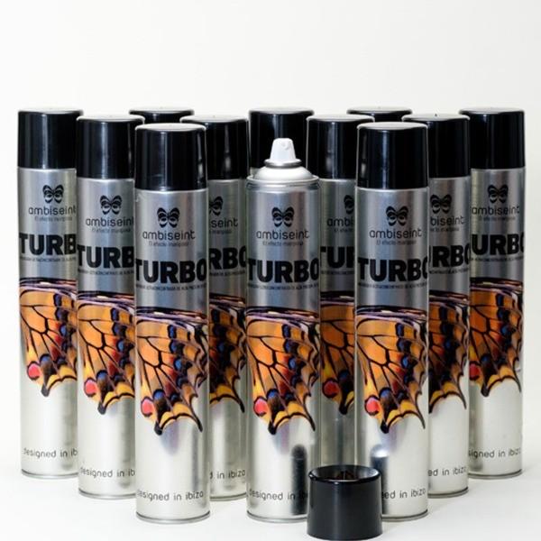 Spray Turbo