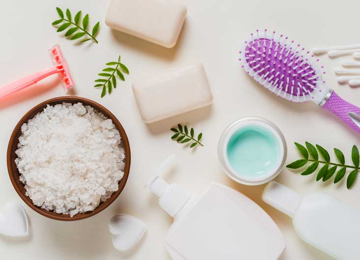 Cuidado e higiene personal