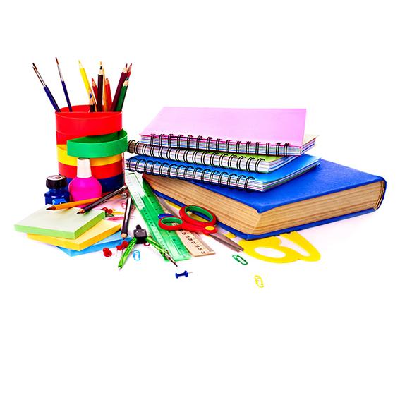 Material Escolar y Oficina