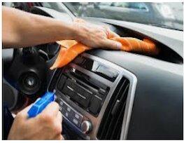 Limpieza del automóvil