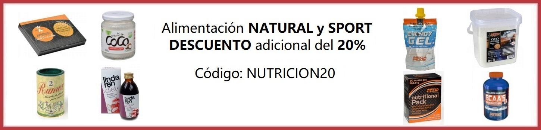 Nutrición y Alimentación Sport