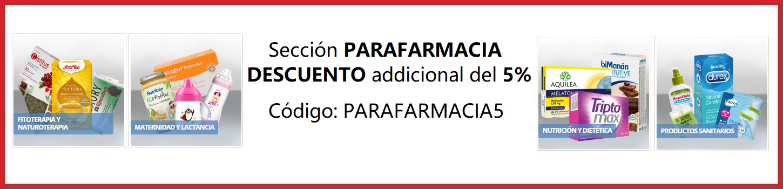Promo Parafarmacia