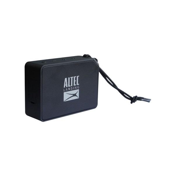 Altec lansing one negro altavoz inalámbrico 5w bluetooth resistente al agua con micrófono incorporado