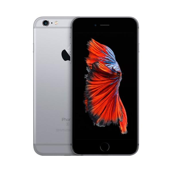 Apple iphone 6s plus 64gb gris espacial reacondicionado cpo móvil 4g 5.5'' retina fhd/2core/64gb/2gb ram/12mp/5mp