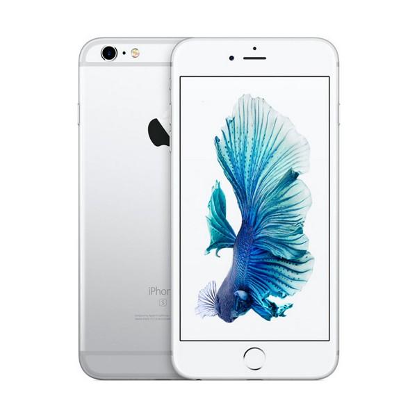 Apple iphone 6s plus 64gb plata reacondicionado cpo móvil 4g 5.5'' retina fhd/2core/64gb/2gb ram/12mp/5mp