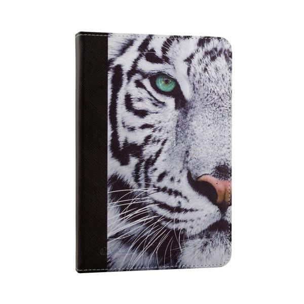 E-vitta stand 2p urban trendy funda universal tablet 7'' tigre blanco