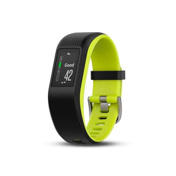 Garmin vivosport lima l pulsera de actividad inteligente con sensor de frecuencia cardíaca gps y bluetooth