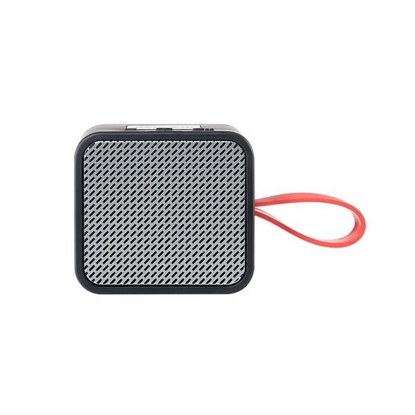 Grundig gsb 710 negro altavoz portátil 3w bluetooth micrófono integrado