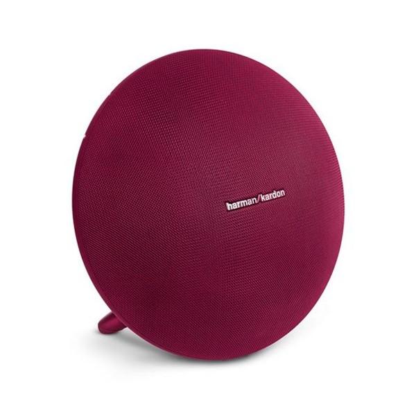 Harman kardon onyx studio 3 rojo altavoz portátil inalámbrico bluetooth 60w micrófono integrado