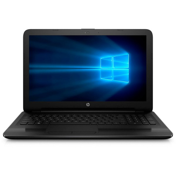 Hp notebook 255 g6 gris portátil 15.6'' hd/e2 1.5ghz/500gb/4gb ram/w10 home/dvd-r