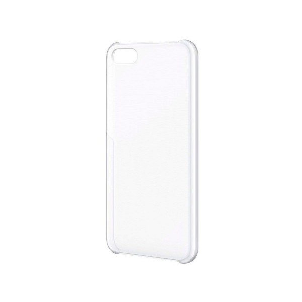 Huawei carcasa trasera transparente huawei y5 2018