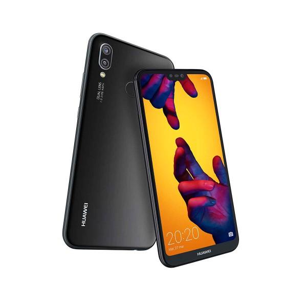 Huawei p20 lite negro móvil 4g dual sim 5.84'' ltps fhd+/8core/64gb/4gb ram/16mp+2mp/16mp