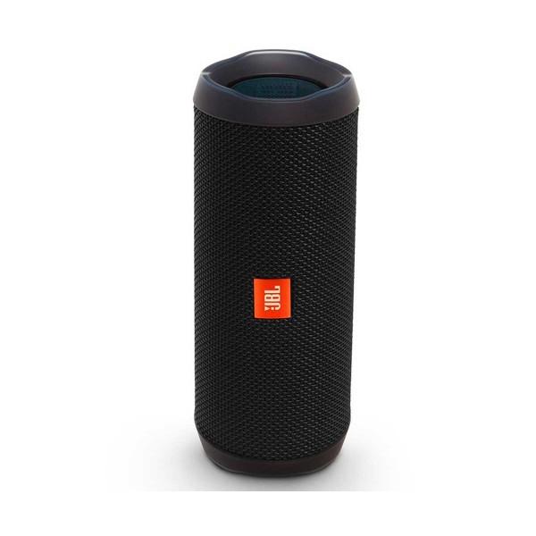 Jbl flip 4 negro inalámbrico bluetooth 16w amplificador integrado resistente al agua