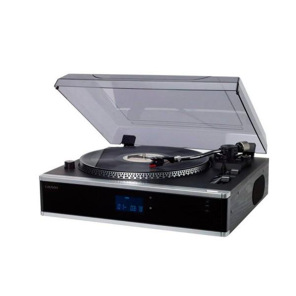 Lauson cl136 black tocadiscos profesional con encoding al usb/sd