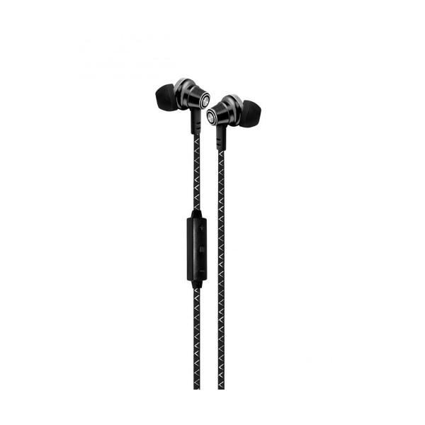 Lauson eh217 negro auriculares inalámbricos bluetooth con micrófono integrado