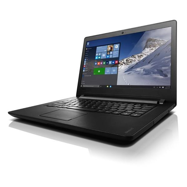 Lenovo ideapad 110-14ibr negro portátil 14'' hd/n3060 1.60ghz/500gb/4gb ram/w10 home