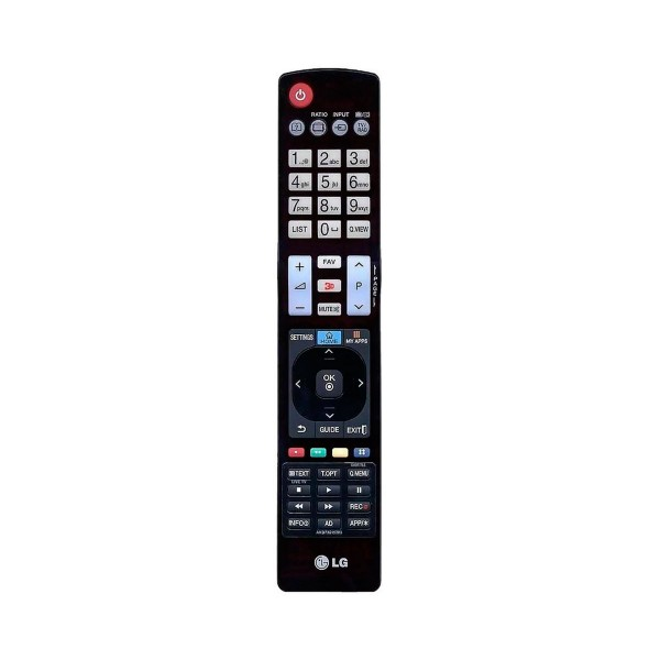 Lg an-cr400 mando a distancia compatible con todos los televisores lg con acceso a smart tv