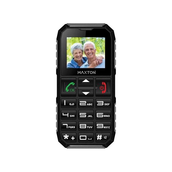 Maxcom maxton m60 móvil senior 1.8'' negro-gris dual sim