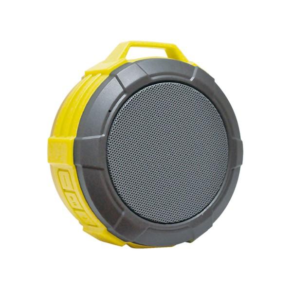 Maxton mx51 telica amarillo altavoz inalámbrico 3w bluetooth resistente al agua con micrófono integrado