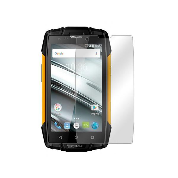 Myphone protección cristal iron 2