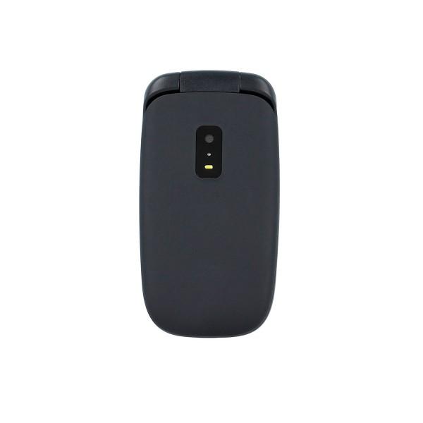Myphone twist negro móvil senior con tapa, cámara y bluetooth