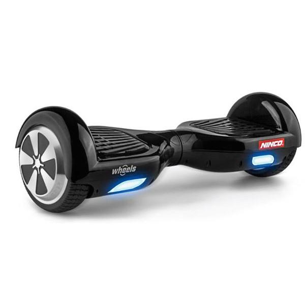 Ninco balance scooter con velocidad de 12 km/h y 15km de autonomía con bolsa