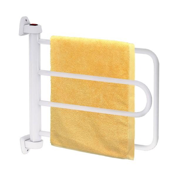 Orbegozo th-8003 blanco toallero calefactable con 85w de potencia con indicador luminoso de encendido