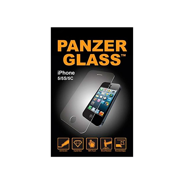 Panzerglass protector cristal ultraresistente iphone 5/5s/5c/se