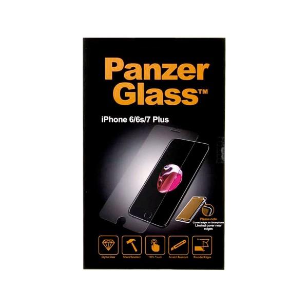 Panzerglass protector cristal ultraresistente iphone 7 plus