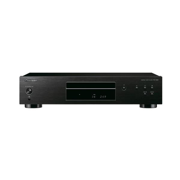 Pioneer pd-10ae negro reproductor de cd de alta calidad con accionamiento silencioso silent drive y temporizador de 10ppm de precisión