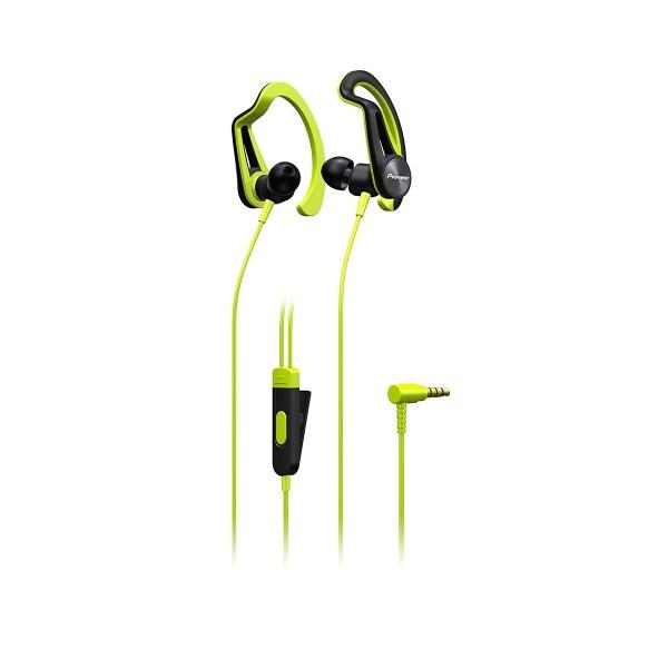 Pioneer se-e5t lima auriculares con micrófono diseño en 2 versiones ipx4