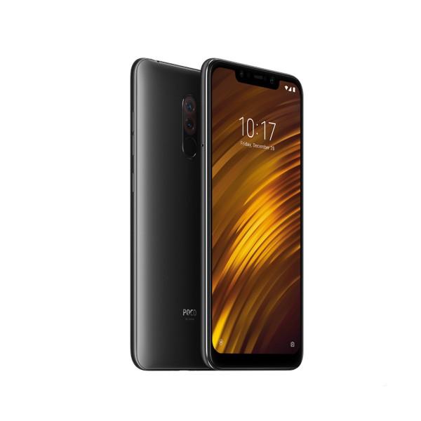 Pocophone f1 (xiaomi) negro móvil 4g dual sim 6.18'' ips fhd+/8core/64gb/6gb ram/20mp+12mp/20mp