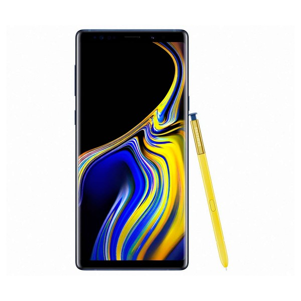 Samsung galaxy note 9 azul móvil 4g samoled 6.4'' qhd+/8core/512gb/8gb ram/12mp+12mp/8mp/s-pen