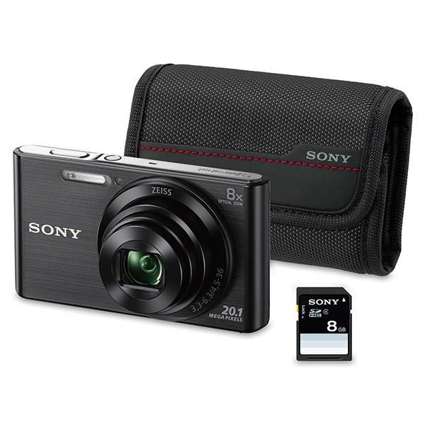 Sony dscw830b kit