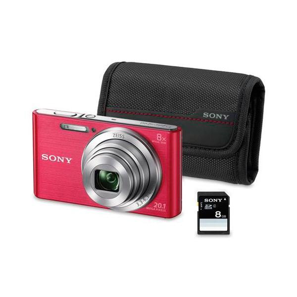 Sony dscw830p kit