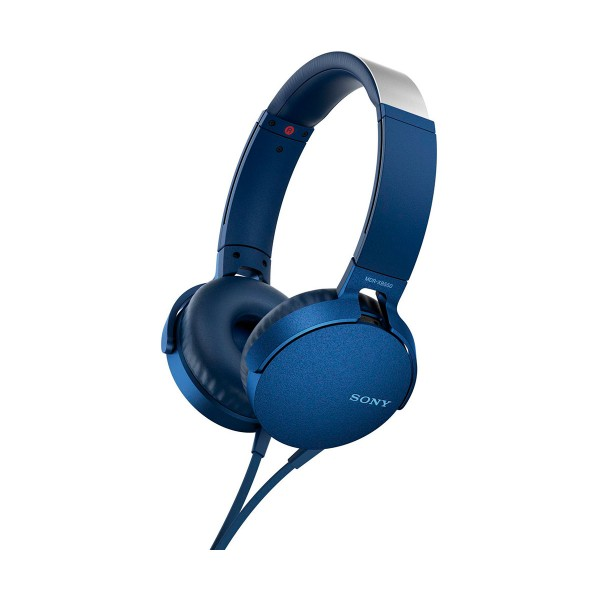 Sony mdrxb550apl azul auriculares extra bass