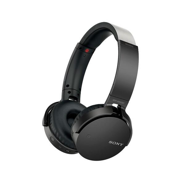 Sony mdrxb650bt negro auriculares inalámbricos por bluetooth y nfc extra bass