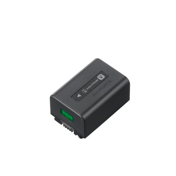 Sony np-fv70a batería recargable serie v con tecnología infolithium