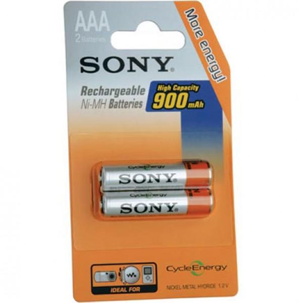 Sony r03 nimh aaa recargables