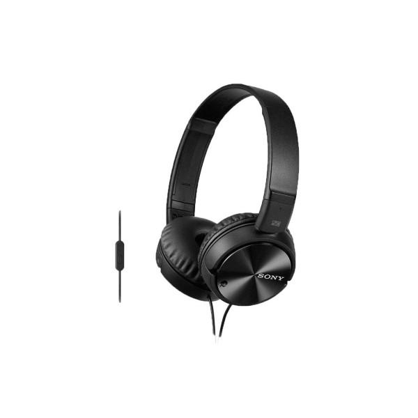 Sony zx110na negro auriculares diadema con reducción de ruido