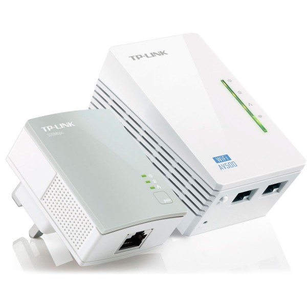 Tp-link tl-wpa4220kit kit extensor wifi av500 a 300 mbps