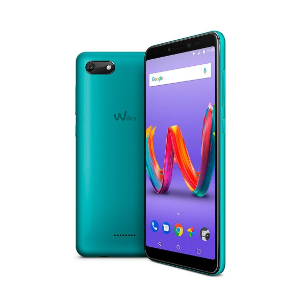 Wiko harry2 turquesa móvil 4g dual sim 5.45'' ips hd+/4core/16gb/2gb ram/13mp/5mp