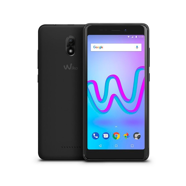 Wiko jerry3 antracita móvil 3g dual sim 5.45'' ips fwvga+/4core/16gb/1gb ram/5mp/5mp