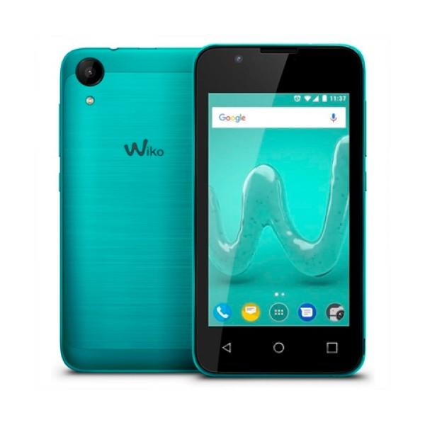 Wiko sunny2 turquesa móvil 3g dual sim 4'' tft/4core/8gb/512mb ram/5mp/2mp