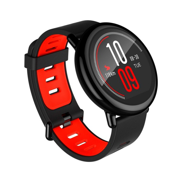 Xiaomi amazfit negro reloj smartwatch multideporte 1.34'' táctil, gps y bluetooth