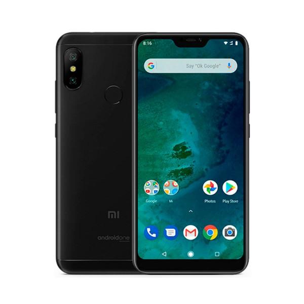 Xiaomi mi a2 lite negro móvil 4g dual sim 5.84'' ips fhd+/8core/32gb/3gb ram/12mp+5mp/5mp