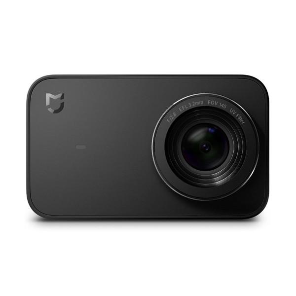Xiaomi mi action camera 4k cámara de acción vídeos en 4k a 30fps super gran angular eis pantalla táctil conexión wifi bluetooth