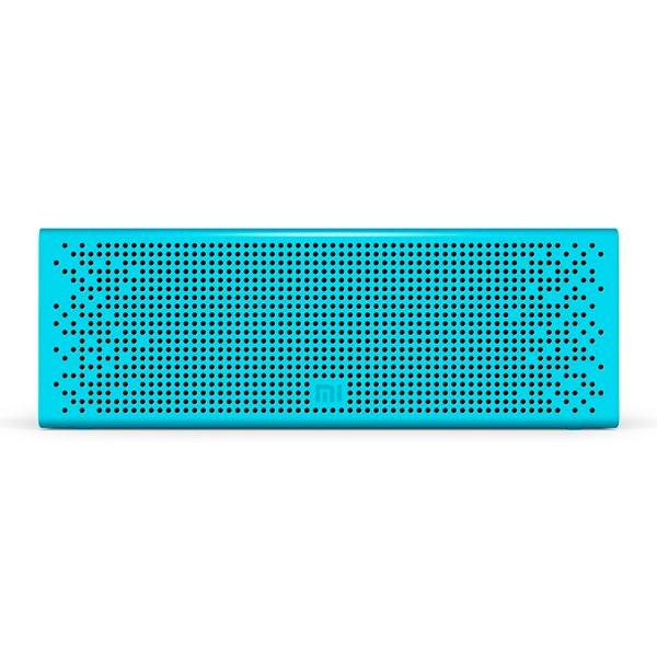 Xiaomi mi bluetooth speaker turquesa altavoz inalámbrico bluetooth 6w rms aux función manos libres
