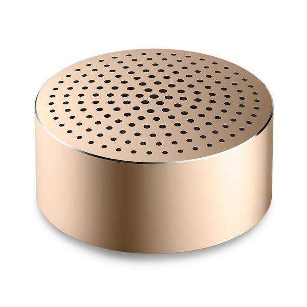 Xiaomi mi bt speaker mini oro altavoz inalámbrico bluetooth 2w rms y función manos libres