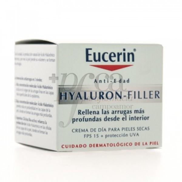 EUCERIN VIAJE HYALURON-FILLER P/SECA SPF15 20ML